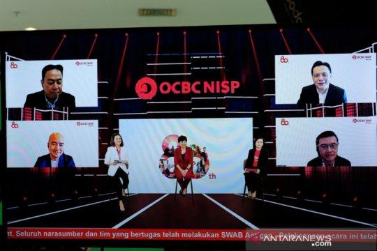 Akselerasi kinerja, Bank OCBC NISP fokus perkuat layanan digital