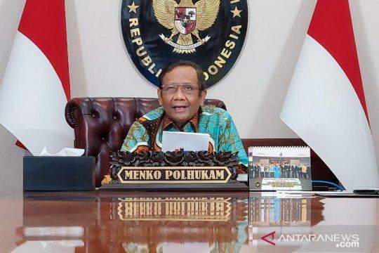 Mahfud imbau kepala daerah hindari perilaku koruptif