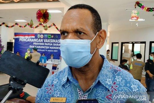 Papua Barat percepat vaksinasi tenaga guru dan dosen