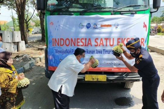 Ekspor perikanan melalui BKIPM Surabaya I capai Rp115 miliar