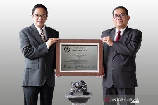 Produsen pupuk Nusa Palapa Gemilang resmi tercatat di BEI