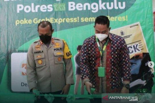 Polres Bengkulu gandeng Grab permudah layanan pembuatan SKCK