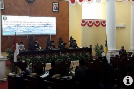 Komisi I Tabalong soroti ratusan kasus positif COVID-19 tak terdata