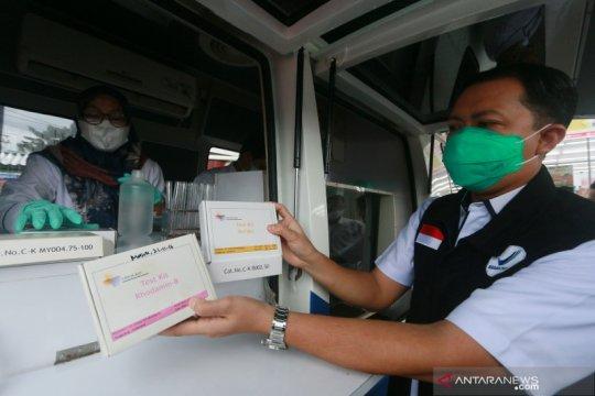 Di Ramadhan 1422 H, BPOM lakukan lagi uji takjil di Gorontalo
