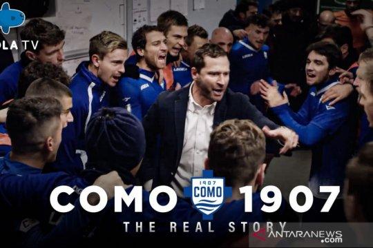 "Serial dokumenter ""Como 1907: The True Story"" hadir di Mola TV"