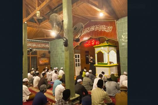 Ramadhan saat pandemi, umat Islam Kapuas Hulu-Kalbar diajak bersedekah