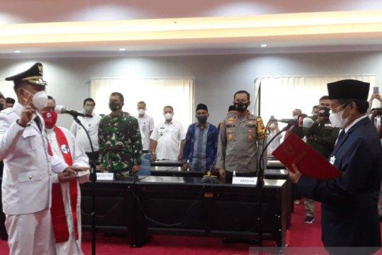 Gubernur Sulteng minta Penjabat Bupati Morowali Utara sukseskan PSU