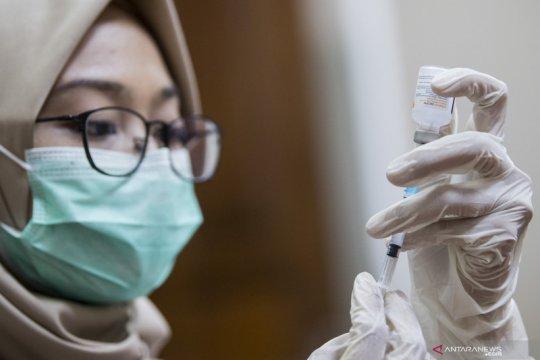 Dinkes Gorontalo tetap gencar vaksinasi selama Ramadhan