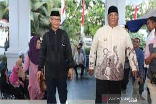 Gubernur dan Wagub Sultra sepakat lakukan pembagian waktu Tarawih