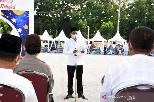 Pemkab Serdang Bedagai resmikan Kampung Ramadhan