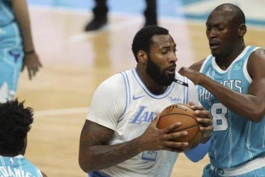 Lakers akhiri perjalanan tandang dengan kemenangan atas Hornets