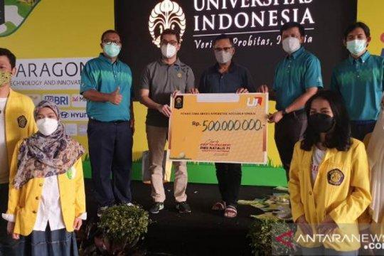 Charity Golf Tournament UI kumpulkan dana abadi Rp500 juta