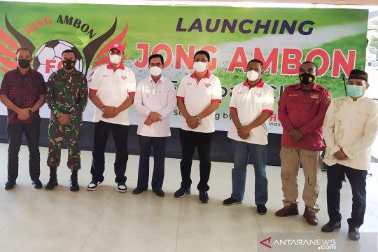 Jong Ambon FC resmi diluncurkan untuk kebangkitan sepak bola Ambon