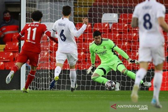 Seri di Anfield lempangkan jalan Los Blancos ke semifinal Champions