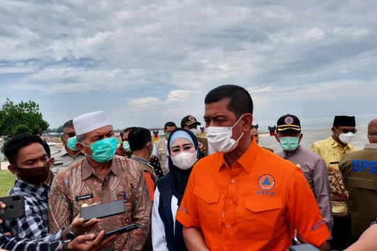 BNPB : Warga pesisir Sumbar tetap waspadai potensi gempa dan tsunami