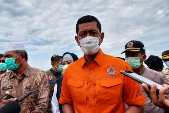 Kepala BNPB sarankan Pemprov Sumbar buat Perda Ekosistem Laut