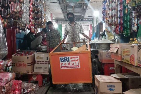 BRI bantu sanitasi empat pasar di Makassar