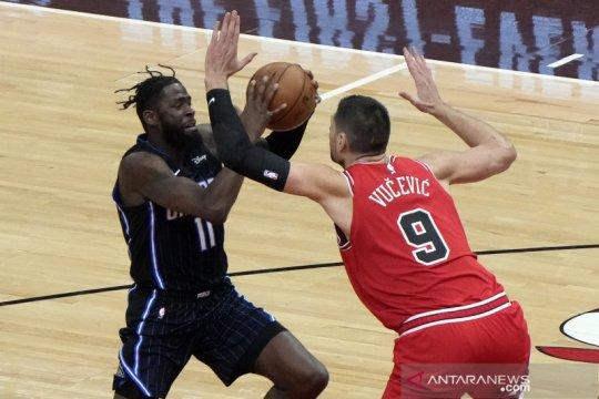 NBA: Orlando Magic kalahkan Chicago Bulls 115 - 106