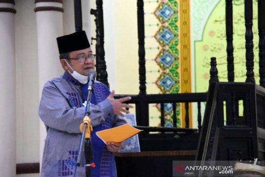 Bupati Gorontalo Utara ajak aparatur bayar zakat lebih awal