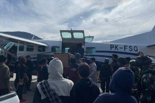 Jenazah korban penembakan di Kabupaten Puncak akan dibawa ke Makassar