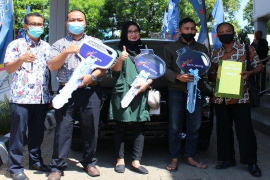 Wow.... warga Pemalang berturut-turut dapat hadiah mobil dari Tabungan BIMA Bank Jateng