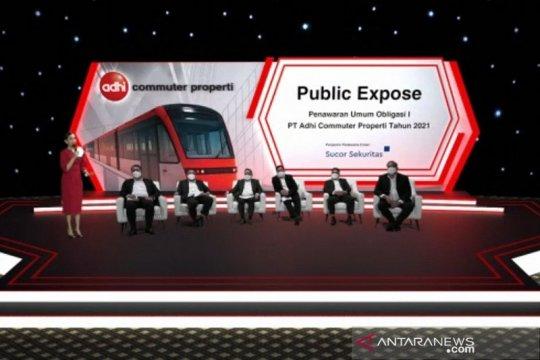 Adhi Commuter Properti akan terbitkan surat utang Rp500 miliar