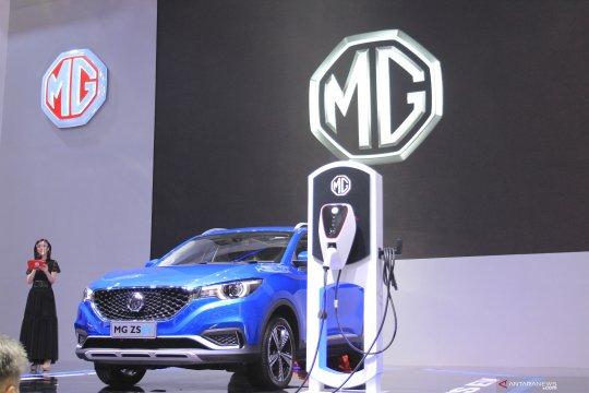 MG perkenalkan ZS EV untuk pasar Indonesia