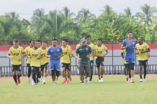 Muba Babel United gelar latihan perdana persiapan Liga 2