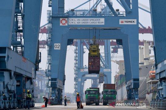 BPS: impor Maret 2021 tumbuh menggembirakan, capai 16,79 miliar dolar
