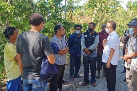 Ketum PGI kunjungi kampung tenggelam akibat Seroja di Kupang