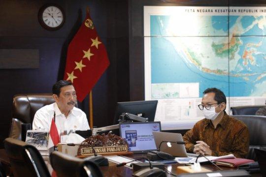Luhut dorong pembangunan Pulau Enggano percepat ekonomi Bengkulu