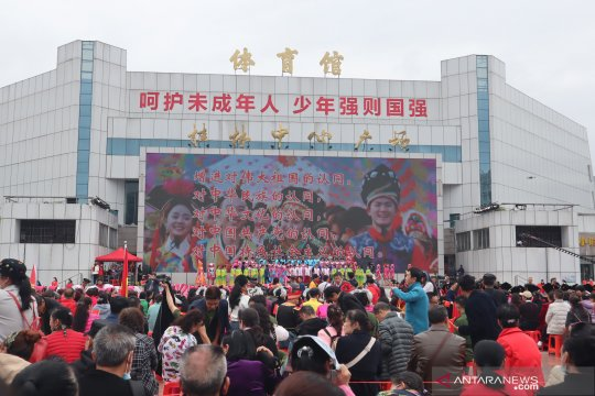 China laporkan 11 kasus baru COVID-19, sehari sebelumnya 10 kasus