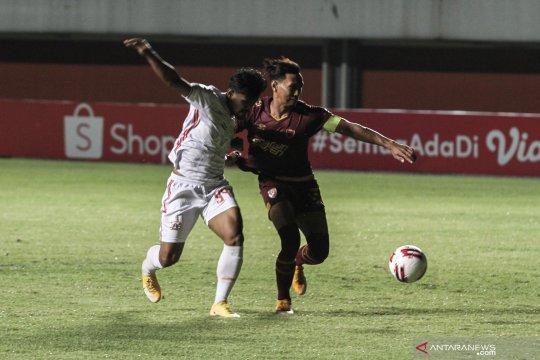 Semifinal Piala Menpora : PSM Makassar vs Persija Jakarta