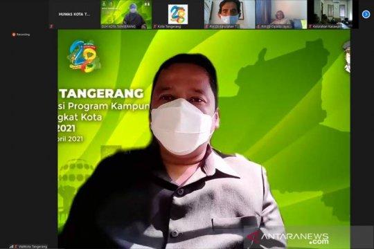 Pemkot Tangerang targetkan bentuk kampung iklim di 115 RW