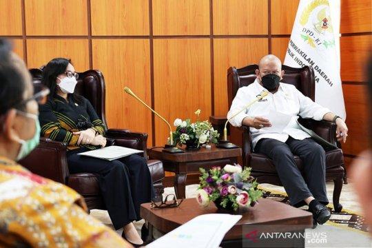 Ketua DPD RI sebut selangkah lagi masalah Surat Ijo di Surabaya tuntas