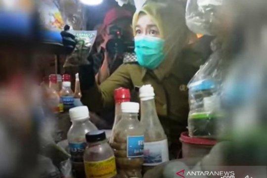 Pastikan stok pangan, Pemkot Palembang tingkatkan sidak pasar