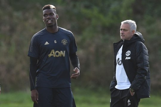 Pogba bongkar perilaku buruk Mourinho, puji Solskjaer