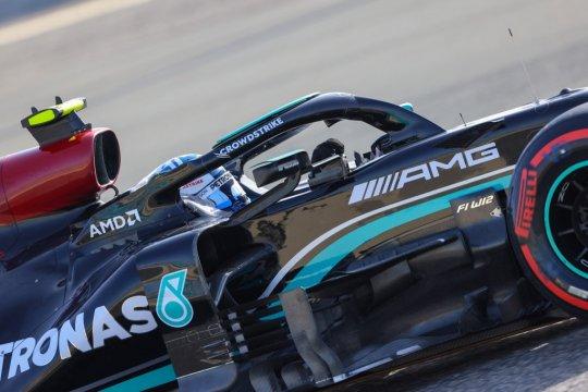 Bottas kembali dominan, mobil Verstappen mogok