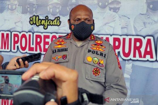 Kapolda Papua tegaskan penegakan hukum terhadap KKB segera dilakukan