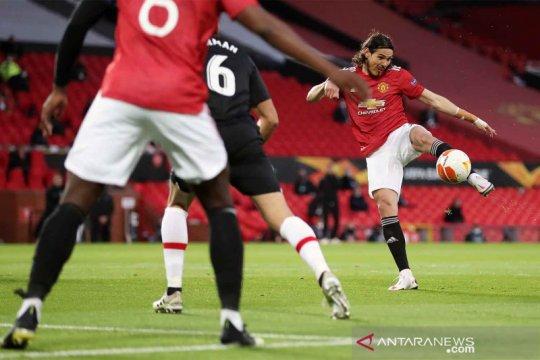 Liga Europa : Manchester United singkirkan Granada