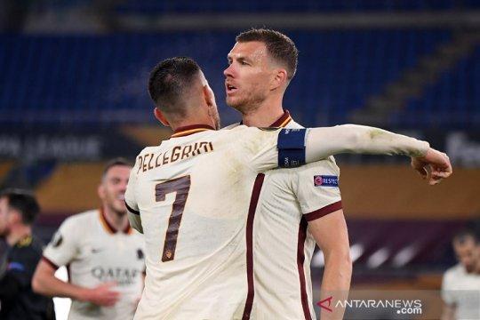 Lorenzo Pellegrini ingin Roma main tiga pertandingan lagi di Eropa