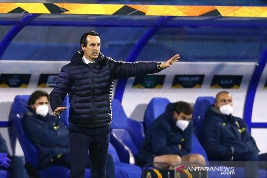 Emery kesampingkan reuni Arsenal, fokus unjuk kemampuan Villarreal
