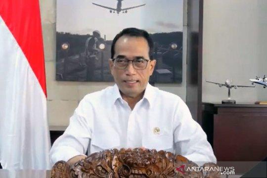 Menhub: Kolaborasi jadi strategi industri penerbangan saat pandemi