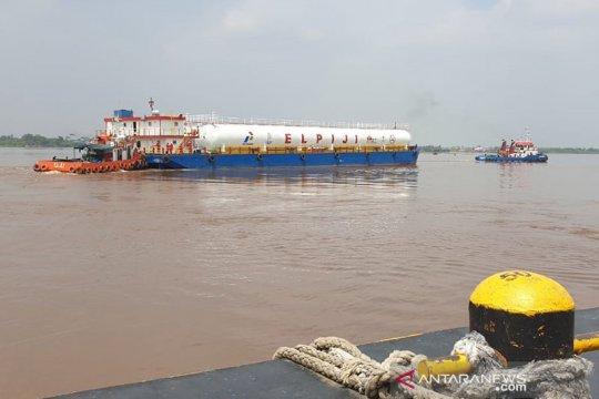 Pertamina tambah kapal pengangkut elpiji kapasitas 750 MT