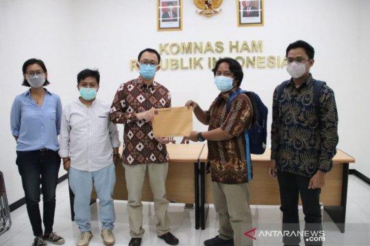 Komnas HAM segera tindaklanjuti kasus penganiayaan jurnalis Tempo