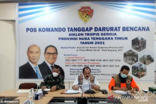 Ditemukan pengungsi bencana NTT reaktif COVID-19 di Kota Kupang