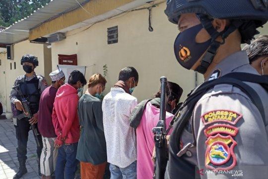 Polresta Mataram rutin patroli, cegah gangguan kamtibmas Ramadhan