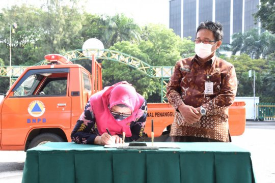 Ikatan Istri BUMN salurkan bantuan kepada korban gempa Malang