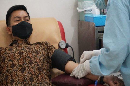 Stok darah di Pekalongan selama Ramadhan dijamin aman