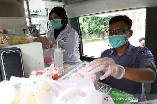 Jamin keamanan konsumen, BPOM Palu periksa kandungan zat dalam takjil